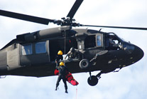 Air Assets, Helicopters and Training